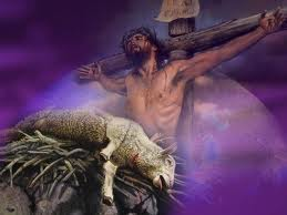 The lamb of God that takes away the sins of the world