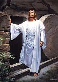 The resurected Christ